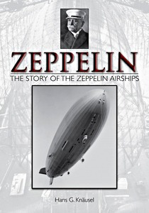 Boek: Zeppelin: the Story of the Zeppelin Airships