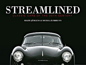 Boek: Streamlined - Classic Cars of the 20th Century