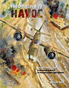 Boek: The Douglas A-20 Havoc : From Drawing Board to Peerless Allied Light Bomber