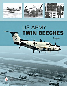 Boek: US Army Twin Beeches