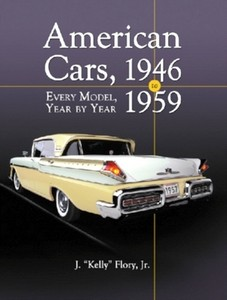 American Cars, 1946-1959 - Every Model, Year by Year