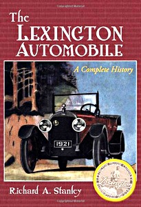 Boek: The Lexington Automobile - A Complete History