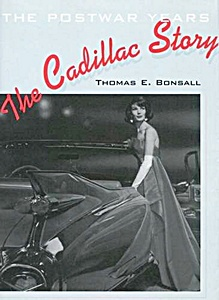 Boek: The Cadillac Story - The Postwar Years