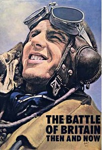 Boek : The Battle of Britain - Then and Now