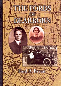 Boek: The Fords of Dearborn
