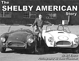 Boek: The Shelby American Story