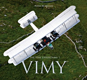 Boek: The Vimy Expeditions