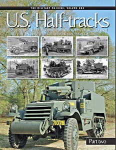 Boek: U.S. Half-tracks (Part 2)