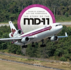 Boek: The Story of the McDonnell Douglas MD-11