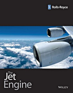 Boek : The Jet Engine (5th Edition)