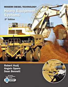 Boek : Modern Diesel Technology : Heavy Equipment Systems