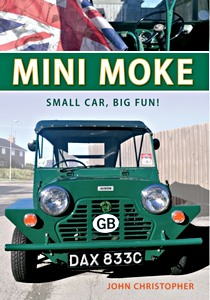 Boek: Mini Moke - Small Car, Big Fun