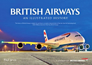 Boek : British Airways - An Illustrated History