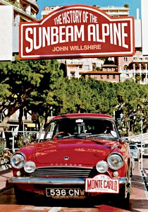 Boek: The History of the Sunbeam Alpine