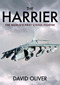 Boek: The Harrier : The World's First V/STOL Fighter