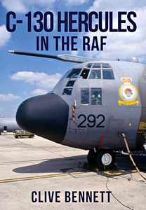 Boek: C-130 Hercules in the RAF