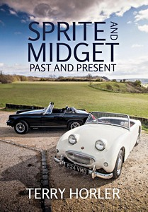 Boek: Sprite and Midget : Past and Present