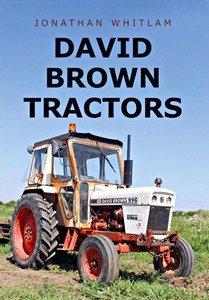 Boek: David Brown Tractors