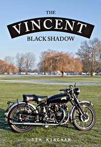 Livre : The Vincent Black Shadow