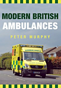 Boek : Modern British Ambulances