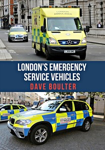 Boek : London's Emergency Service Vehicles