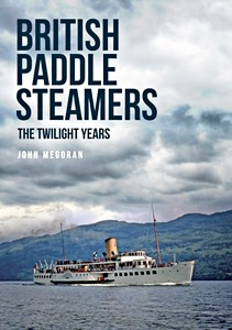 Livre : British Paddle Steamers: The Twilight Years