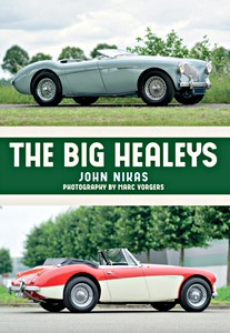 Boek: The Big Healeys