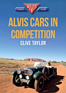 Boek: Alvis Cars in Competition