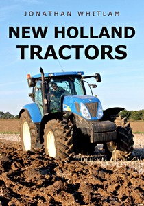 Boek: New Holland Tractors
