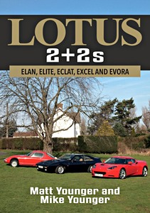 Boek: Lotus 2+2s : Elan, Elite, Eclat, Excel and Evora