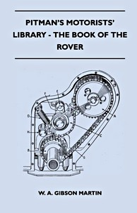 Boek: The Book of the Rover - 4-Cylinder Models (1933-1949) / 6-Cylinder Models (1950-1952)