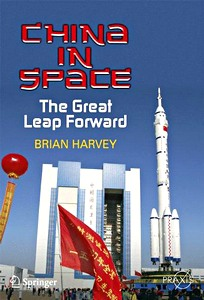 Boek : China in Space: The Great Leap Forward