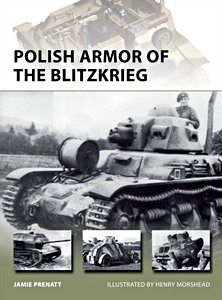Boek: Polish Armor of the Blitzkrieg (Osprey)