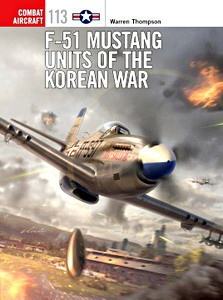 Boek: F-51 Mustang Units of the Korean War (Osprey)