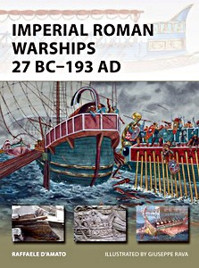 Livre : Imperial Roman Warships 27 BC-193 AD (Osprey)
