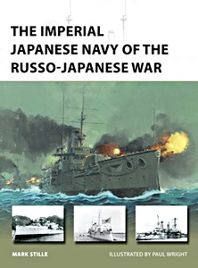 Livre : The Imperial Japanese Navy of the Russo-Japanese War (Osprey)