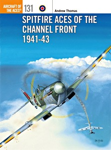 Boek: Spitfire Aces of the Channel Front 1941-43 (Osprey)