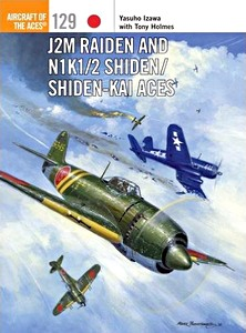 Boek: J2M Raiden and N1K1/2 Shiden Aces (Osprey)