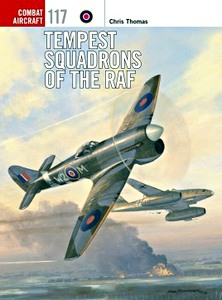 Boek: Tempest Squadrons of the RAF (Osprey)