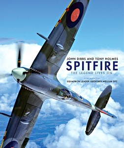 Boek: Spitfire - The Legend Lives On