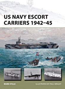 Livre : US Navy Escort Carriers 1942-45 (Osprey)