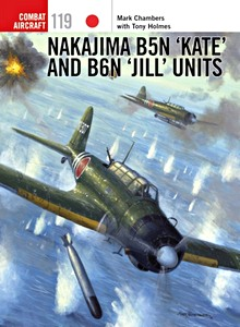 Boek: Nakajima B5N 'Kate' and B6N 'Jill' Units (Osprey)