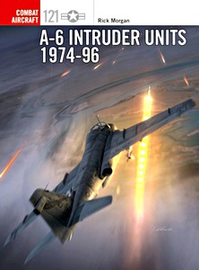 Boek: A-6 Intruder Units 1974-96 (Osprey)
