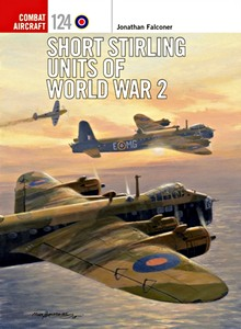 Boek: Short Stirling Units of World War 2 (Osprey)