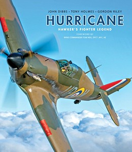 Boek: Hurricane : Hawker's Fighter Legend
