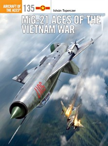 Boek: MiG-21 Aces of the Vietnam War (Osprey)