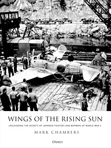 Boek: Wings of the Rising Sun : Uncovering the Secrets of Japanese Fighters and Bombers of World War II