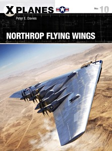 Boek: Northrop Flying Wings (Osprey)