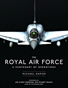 Boek : The Royal Air Force : A Centenary of Operations