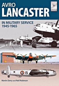 Boek: Avro Lancaster in Military Service 1945-1964 (Flight Craft)